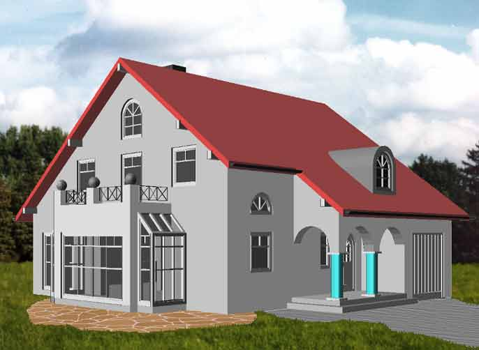 haus wei enhorn bau forum24. Black Bedroom Furniture Sets. Home Design Ideas
