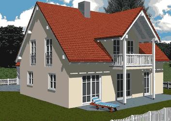 Haus leipzig 1 bau forum24 for Haus bauen leipzig