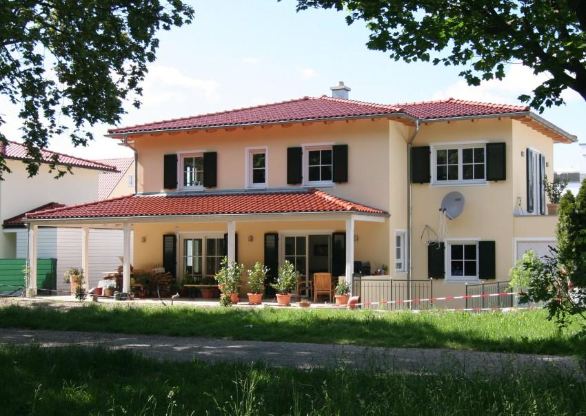 Haus Augsburg Bau Forum24