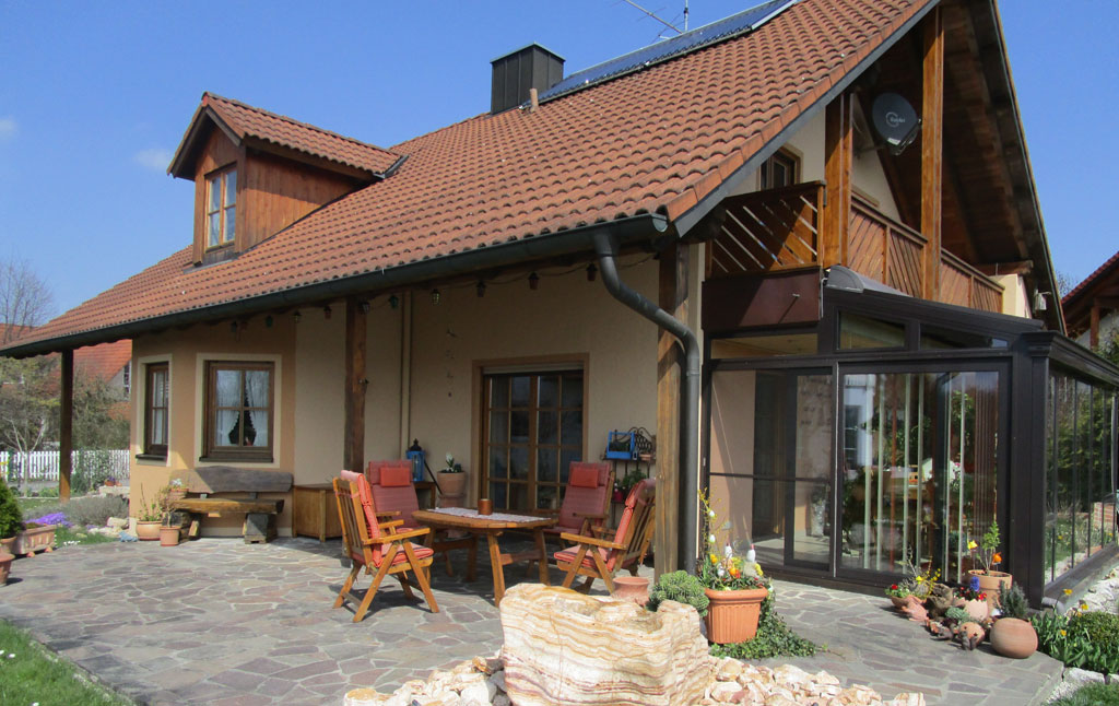 Haus Mühlhausen Bau Forum24